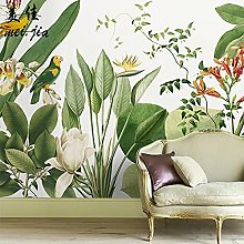 Papier peint forêt tropicale tropicale plantes