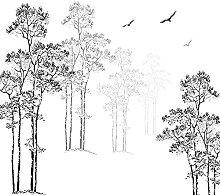 Papier Peint, Impression D'Image De Plumes