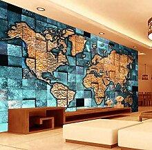 Papier peint mural 3D personnalisable - Dimensions