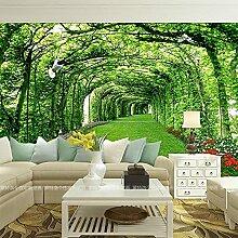 Papier peint mural 3D pour salon, chambre à