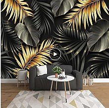 Papier peint mural personnalisé nordique peint à