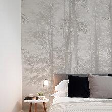 Papier peint panoramique forêt 425x250