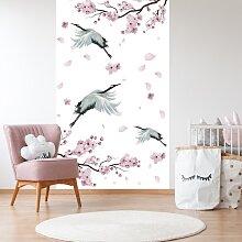 Papier peint panoramique intissé 144x270cm