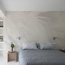 Papier peint panoramique plumes 170x250cm