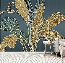 Papier Peint Photo Personnalisé Moderne Plante