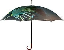 Parapluie en textile recyclé jungle