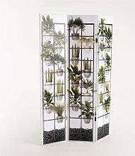 Paravent Decoratif Plant
