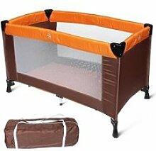 Parc de jeu pour bébé, lit parapluie pliable,