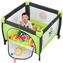 Parc Pliant pour bébé-Parc pour bébé léger et