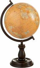 Paris Prix - Globe Terrestre Sur Pied Bois iconic