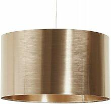 Paris Prix - Lampe Suspension kadin 40cm Cuivre