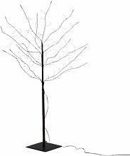 Paris Prix - Plante Artificielle Déco Led arbre