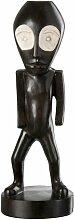 Paris Prix - Statuette Déco ethnique 71cm Naturel