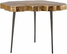 Paris Prix - Table D'appoint Design wood Art