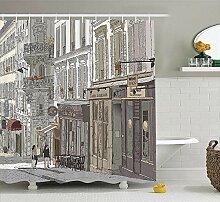 Paris Rideau De Douche Montmartre Paris