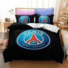 Paris St Germain PSG Football Parure de Lit 2