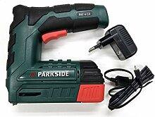 PARKSIDE Agrafeuse électrique sans fil - 4 V