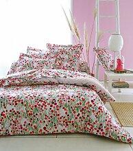 Parure de lit Bagatelle imprimé motif floral
