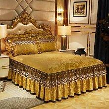 Parure de lit de luxe, ensemble de 3 pièces,