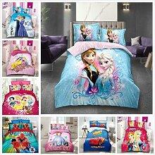 Parure de lit Disney, ensemble de literie avec