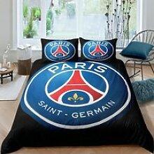 Parure de lit Football PARIS SAINT GERMAIN PSG