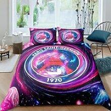 Parure de lit Football PARIS SAINT GERMAIN PSG 3D