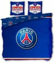 Parure de lit Paris Saint-Germain 240 X 220 Cm -
