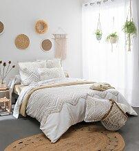 Parure de lit Ramatuelle Ficelle en coton