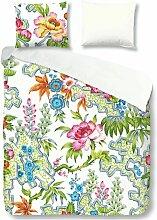 Parure de lit TOINETTE - Multicolore - 200x200 -