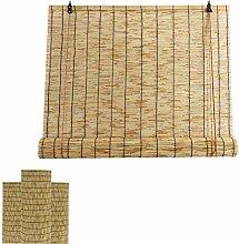 Pastorale Rétro Respirant Store Bambou Interieur
