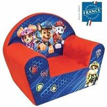 Pat patrouille fauteuil club enfant
