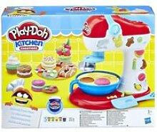 Pâte à modeler play-doh : le robot pâtissier