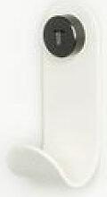 Patère JO / Acier - TIPTOE blanc en métal