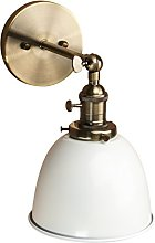 Pathson Métal Réglable Applique Luminaire Style