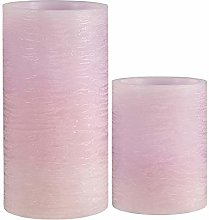 Pauleen 48116 Cosy Lilac Candle LED avec minuterie