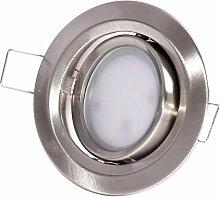 Paulmann - Plafonnier encastré à LED Salle de