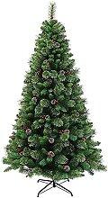 Peakfeng Arbre de Sapin de Noël enneigé
