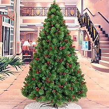 Peakfeng Arbres de Noël artificiels décorés