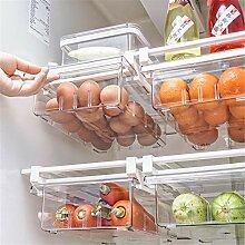 pegtopone Organisateur Boîte De Réfrigérateur,