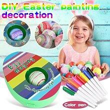Peinture À La Main Jouets Kit Oeuf De Pâques
