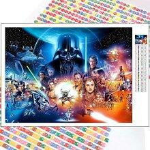 Peinture de diamant Disney Star Wars, nouveaux
