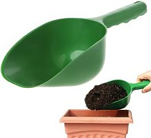 Pelle de jardin en plastique, pelle à sol,