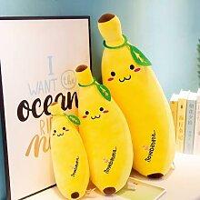 Peluche banane pour enfant et bébé, dessin
