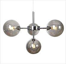 Pendentif à boule de verre décoratif Nordic