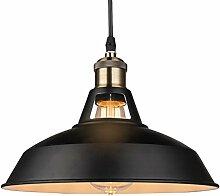 Pendentif Lampe Industrielle Style Rétro - Lustre