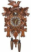 Pendule À Coucou Forêt-Noire, Horloge Murale