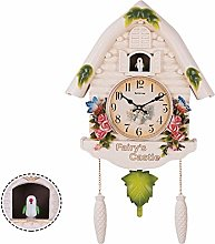 Pendule À Coucou Horloge De La Forêt-Noire avec