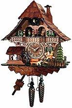 Pendule à coucou - Maison de la Forêt Noire avec