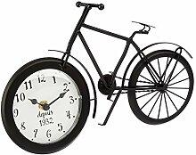 Pendule horloge originale - Forme Vélo - Coloris