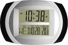 Pendule murale température jumbo
